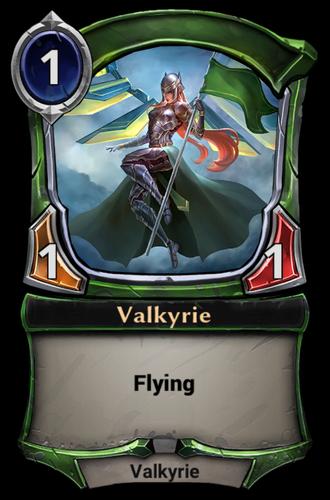 Valkyrie card