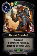 Desert Marshal