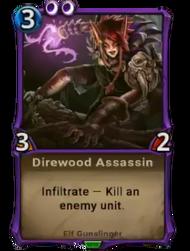 Direwood Assassin