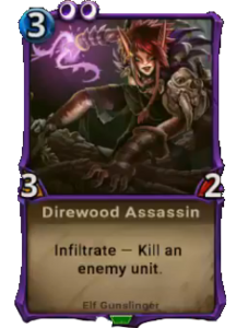 Direwood Assassin