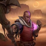 Full Art - Azindel, the Wayfinder