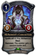 Alchemist's Concoction
