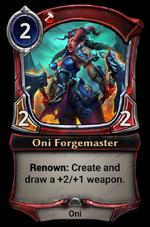 Oni Forgemaster