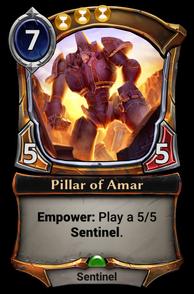 Pillar of Amar