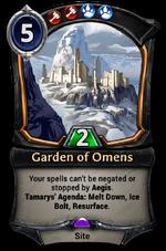 Garden of Omens