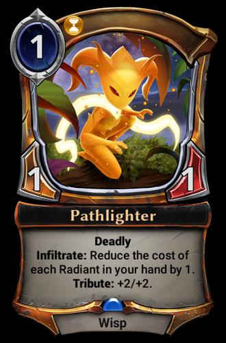 Pathlighter card