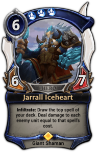 Jarrall Iceheart