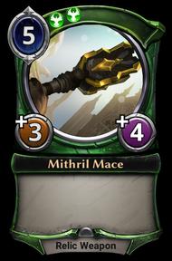 Mithril Mace