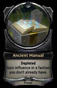Ancient Manual