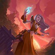 Full Art - Nahid, the Immortal
