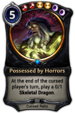 Possessed by Horrors