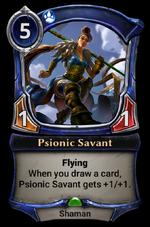 Psionic Savant