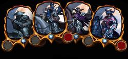 Pale Rider Avatars