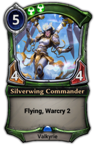 Silverwing Commander