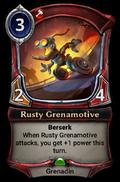Rusty Grenamotive