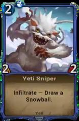 Yeti Sniper Alpha