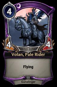 Volan, Pale Rider