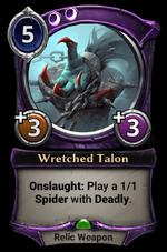 Wretched Talon