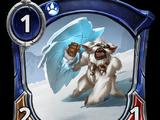 Snowcrust Yeti
