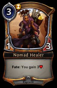 Nomad Healer