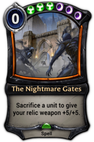 The Nightmare Gates