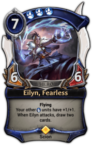 Eilyn, Fearless