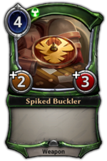 Spiked Buckler