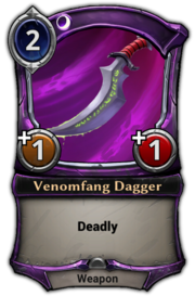 Venomfang Dagger