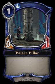 Palace Pillar