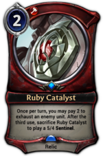Ruby Catalyst
