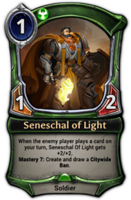 Seneschal of Light