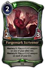 Forgemark Scrivener