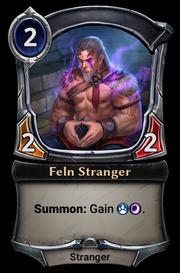 Feln Stranger