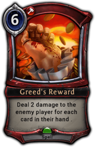 Greed's Reward (Beta)