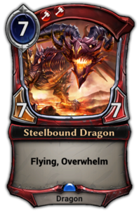 Steelbound Dragon