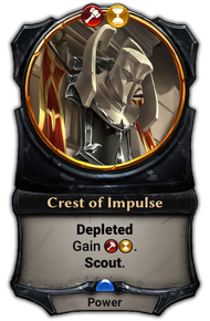 Crest of Impulse