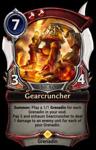 Gearcruncher