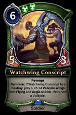 Watchwing Conscript