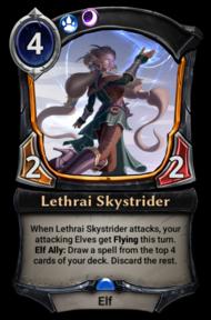 Lethrai Skystrider