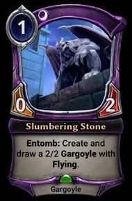 Slumbering Stone