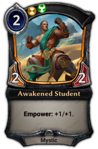 Awakened Student
