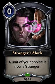 Stranger's Mark