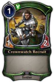 Crownwatch Recruit