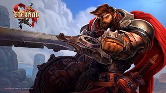 Wallpaper - Veteran Mercenary