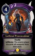 Lethrai Provocateur
