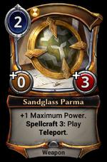 Sandglass Parma