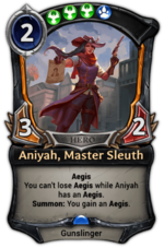 Aniyah, Master Sleuth