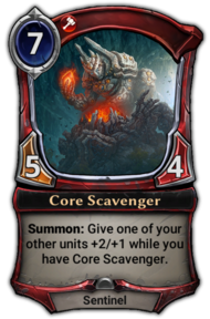 Core Scavenger