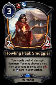 Howling Peak Smuggler