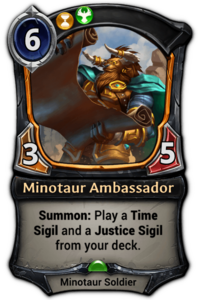 Minotaur Ambassador